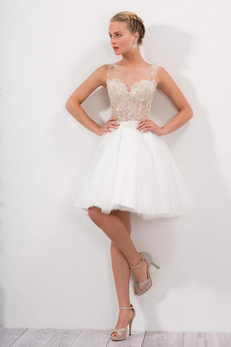 Kollektion kurze Kleider - Die schöne Braut